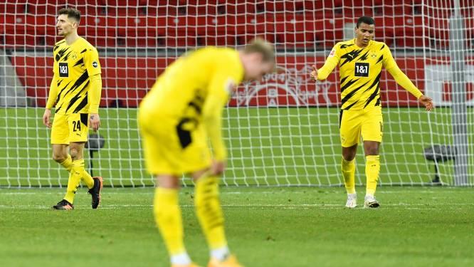 Dortmund en Meunier gaan onderuit bij Leverkusen, Bayern kan 10 punten uitlopen op Borussen