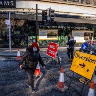 Met het verdwijnen van Debenhams sterft de oude dame onder de Britse warenhuizen
