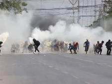 Weer doden bij protesten in Myanmar