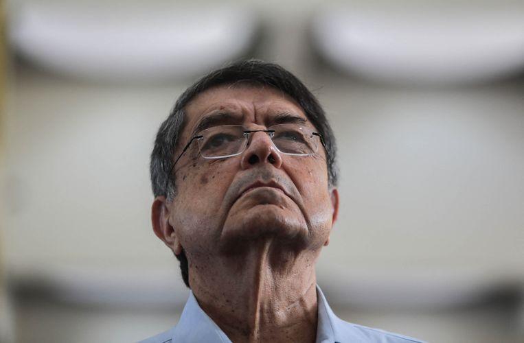Sergio Ramírez. Beeld AFP