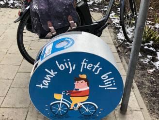 Mollenaars mogen zelf bepalen waar openbare fietspompen komen