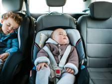 EU: nooit meer dode kinderen in te hete auto door onoplettende ouders