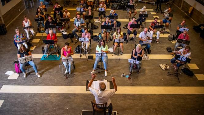 Muziekverenigingen in de Hoeksche Waard hopen op deze manier interesse voor maken van muziek aan te wakkeren