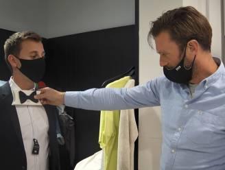 Sven ontpopt zich tot modeadviseur in de finale van 'De Mol'