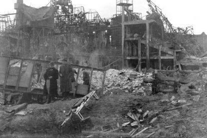 Ammoniumnitraat veroorzaakte in 1942 ook in Tessenderlo explosie met 189 doden