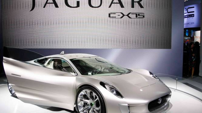 Duo aan de haal met Jaguar: 1 jaar cel