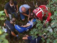 Aucune infraction antidopage commise lors de la chute de Remco Evenepoel