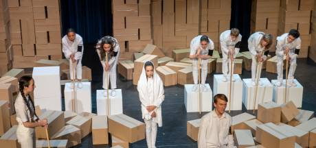 Audities voor nieuwe jeugdtheaterproductie Annatheater