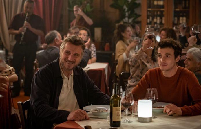 Liam Neeson su Michael Richardson in