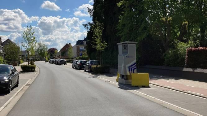 Amper 0,2 procent van de gecontroleerde bestuurders reed afgelopen week te snel in de Schoolstraat
