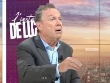 """Julien Lepers quitte un plateau après un violent coup de gueule: """"J'en ai marre, t'as compris?"""""""