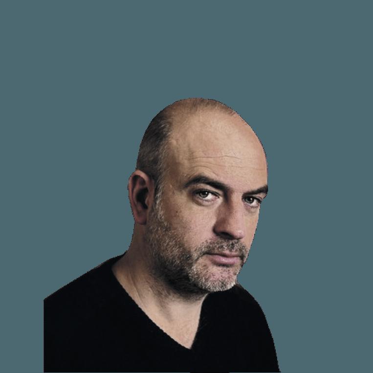 Jeroen Denaeghel, ook deelnemer aan de eerste 'Big Brother' in Vlaanderen. 'Je hebt achter de schermen een strateeg nodig.' Beeld rv