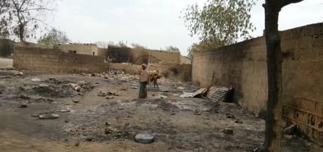 Getuige: vrouw tijdens bevalling door Boko Haram gedood