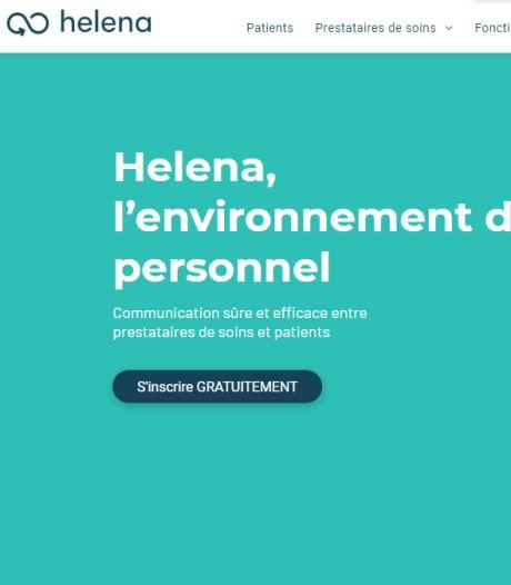 Faille de sécurité sur les données de santé dans l'app Helena: une plainte déposée à l'APD