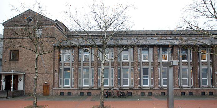 Gerechtsgebouw Eindhoven.