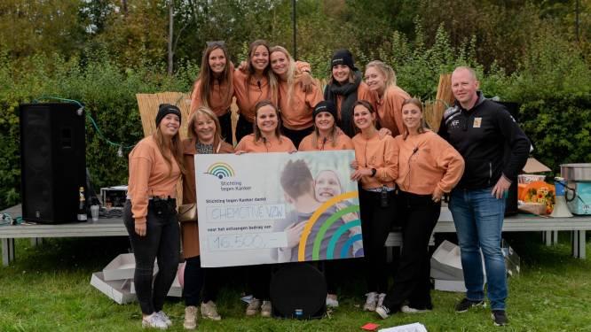 Chemotivé Run blijkt gigantisch succes: drie zussen zamelden dit jaar 16.500 euro in voor Stichting tegen Kanker