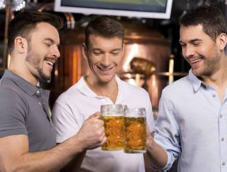 Dus daarom gaan mannen liever op café met hun vrienden