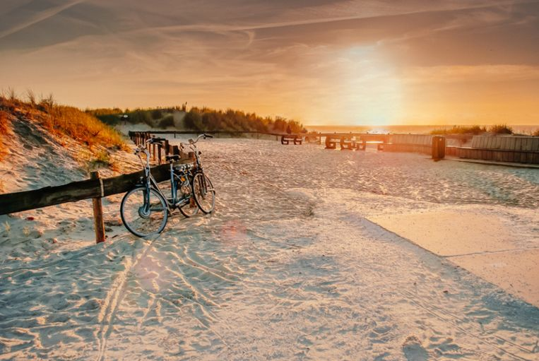 Ameland - Netherlands Beeld Getty Images