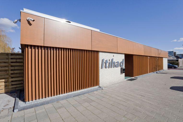 Het islamitisch centrum Itihad in de wijk Ridderveld. Beeld Otto Snoek