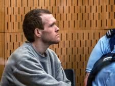 Dader aanslagen Christchurch krijgt geen spreektijd