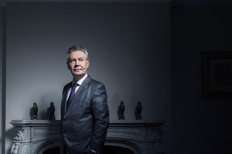 Karel De Gucht. Beeld Karel Duerinckx