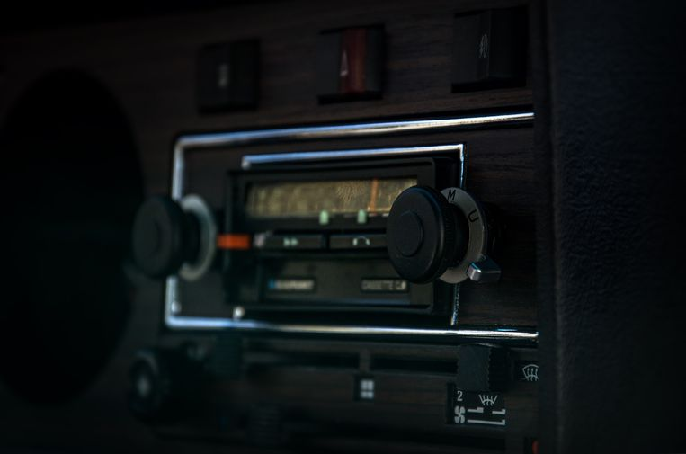 De FM-radio zal in de toekomst ook in wagens verdwijnen. Beeld RV/Frank Albrecht