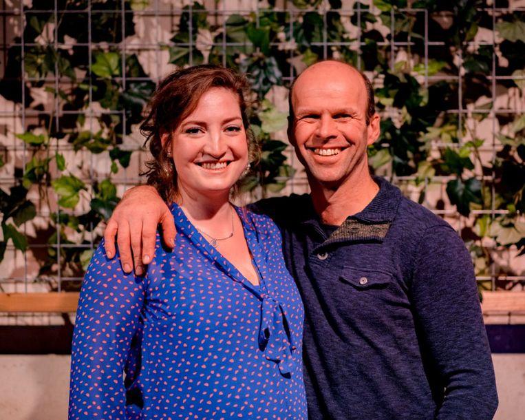 Boer Leo en Eline Beeld KRO-NCRV