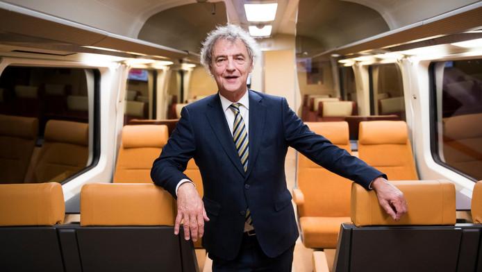 """Van Boxtel: """"Het burgemeesterschap in Amsterdam was ooit mijn droombaan"""""""