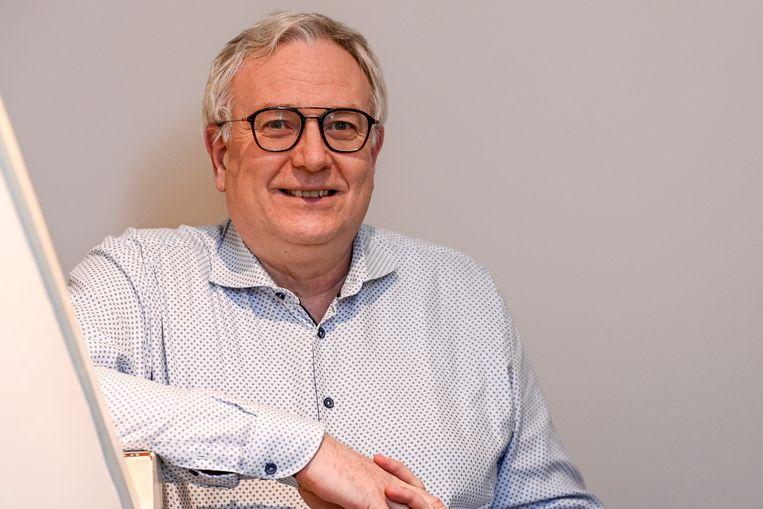Professor Dirk Devroey. Beeld BELGA