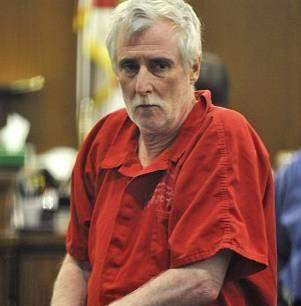 De vermoedelijke dader Donald Smith.