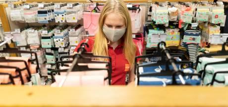 Enthousiasme over idee gratis mondkapjes bij winkels; gemeente Heusden betaalt