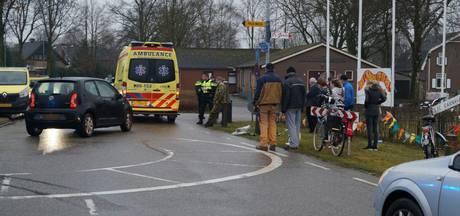 Fietser gewond bij aanrijding in Ulft