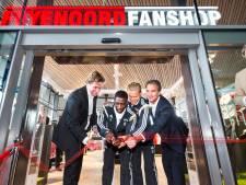 Feyenoord sluit fanshop op Rotterdam Centraal en gaat zich meer richten op de onlineverkoop