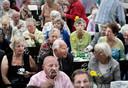 Een door het Mooiste Contact Fonds georganiseerde ouderendag in Den Haag