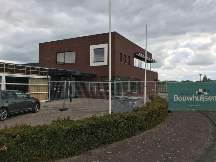 Het nieuw Gezondheidscetnrum d'Alburcht bijna klaar