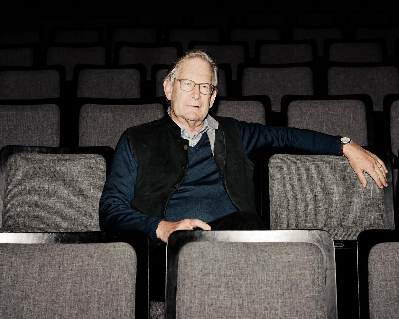 John Eliot Gardiner in Chicago, 2017.  Beeld Hollandse Hoogte / The New York Times Syndication