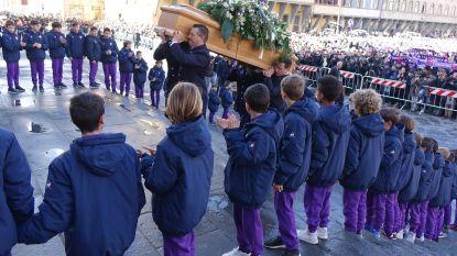 Italië huilt om Astori