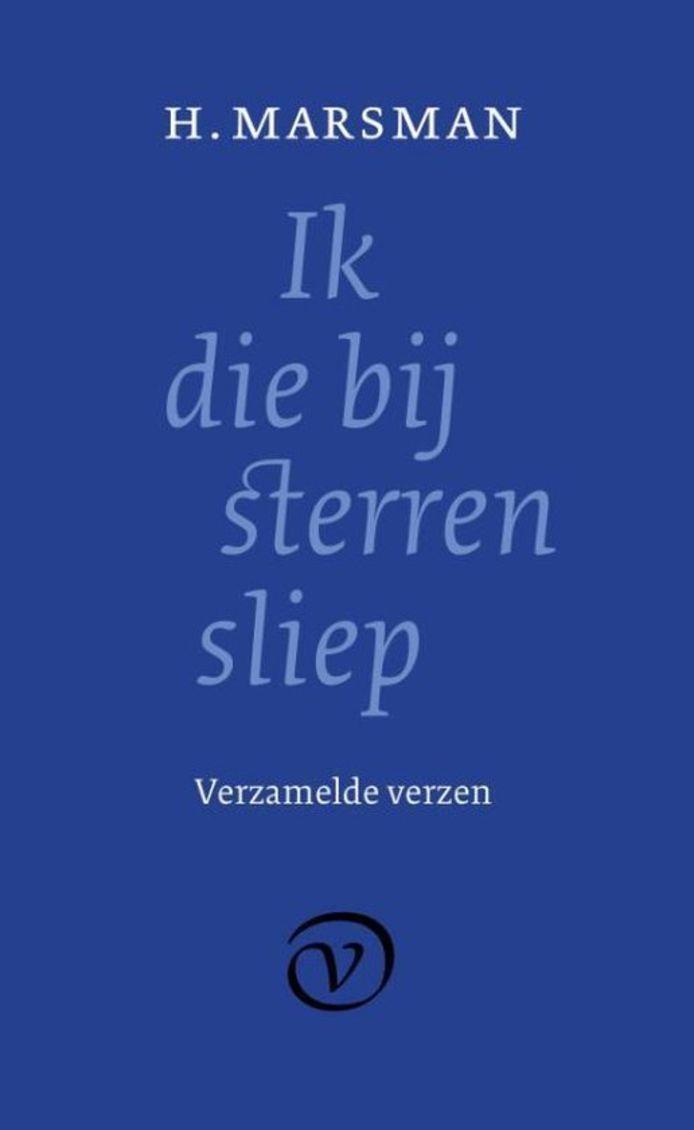 cover H. Marsman: Ik die bij sterren sliep