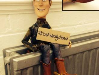 'Toy Story' in het echt: Twittercampagne wil Woody herenigen met eigenaar