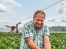 Klimaatverandering: aardappelboer Kruisland vreest het weer en de luizen