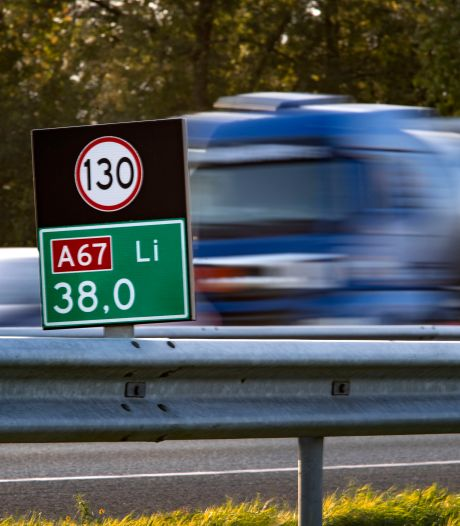 A67 deels afgesloten dit weekend door werkzaamheden