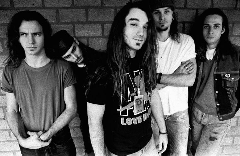 Pearl Jam. Beeld Redferns