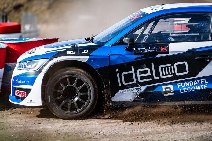 Enzo Ide koos voor de meest spectaculaire vorm van autosport: rallycross, stevig en intens.