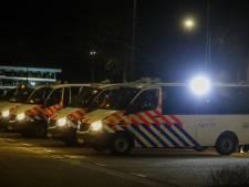 Zeven aanhoudingen in Helmond, onder meer voor opruiing: 'Een van de raddraaiers werd tijdens rellen in Eindhoven ook al opgepakt'
