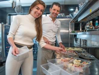"""Brenda en Mario van Brasserie De Post kijken uit naar heropening: """"Gelukkig hebben we  veel terrasruimte"""""""