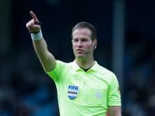 Makkelie fluit Europa League-duel in Zweden