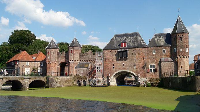 De stichting heeft een groot hart voor het culturele leven van Amersfoort, volgens bestuurslid Gerard Hilhorst.