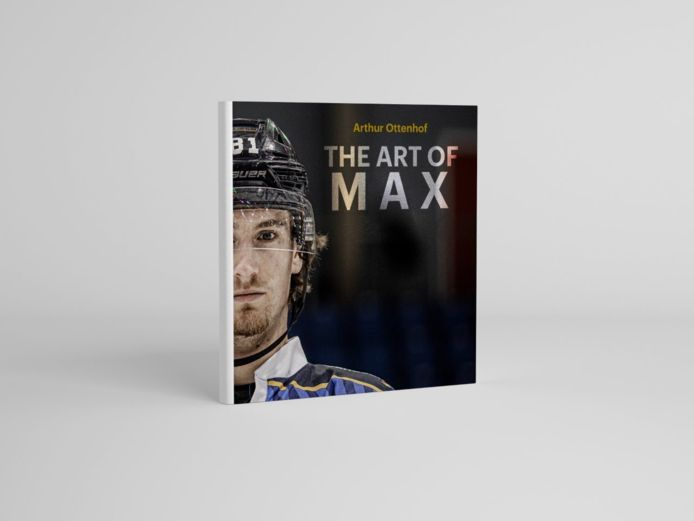Cover The Art of Max.