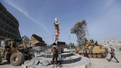 """Koerden bedreigen Turkije: """"We zullen een nachtmerrie veroorzaken in Afrim"""""""