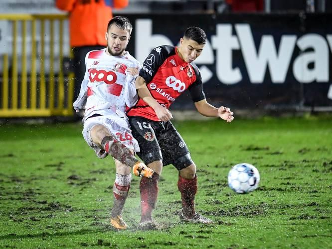 VERSLAGEN. Standard wint leuke derby op slecht veld - Oostende en Cercle schakelen eersteklassers uit - Ook STVV, KV Mechelen en Charleroi stoten door